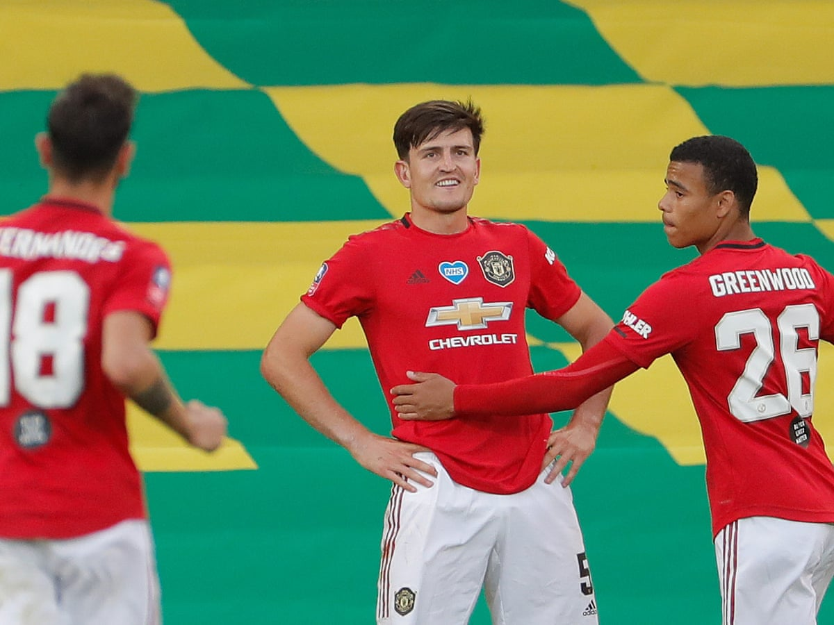 Norwich City 1-2 Manchester United: FA Cup quarter-final – as it ...