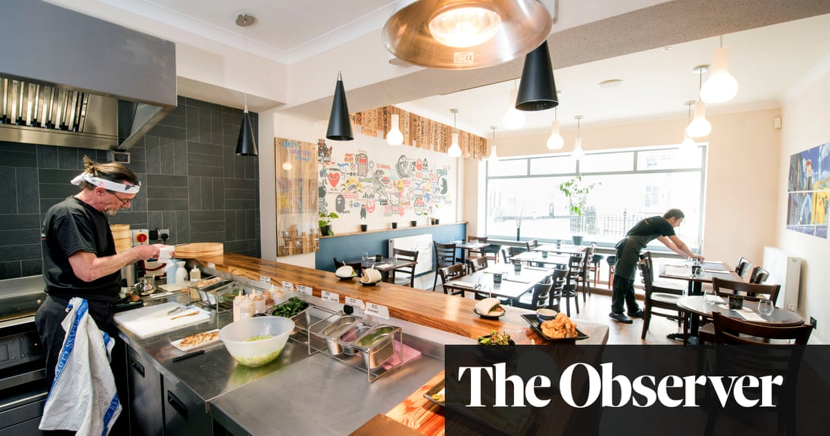 Koj Cheltenham Restaurant Review Food The Guardian