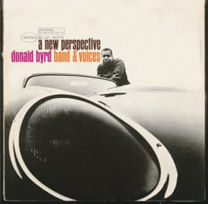DONALD BYRD, A NEW PERSPECTIVE (BLUE NOTE), REID MILES (DESIGN & PHOTO), 1964