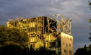 Goldsmiths, University of London building.