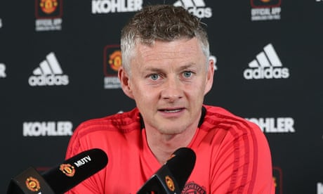 Solskjær says some Manchester United players need 'reality check'