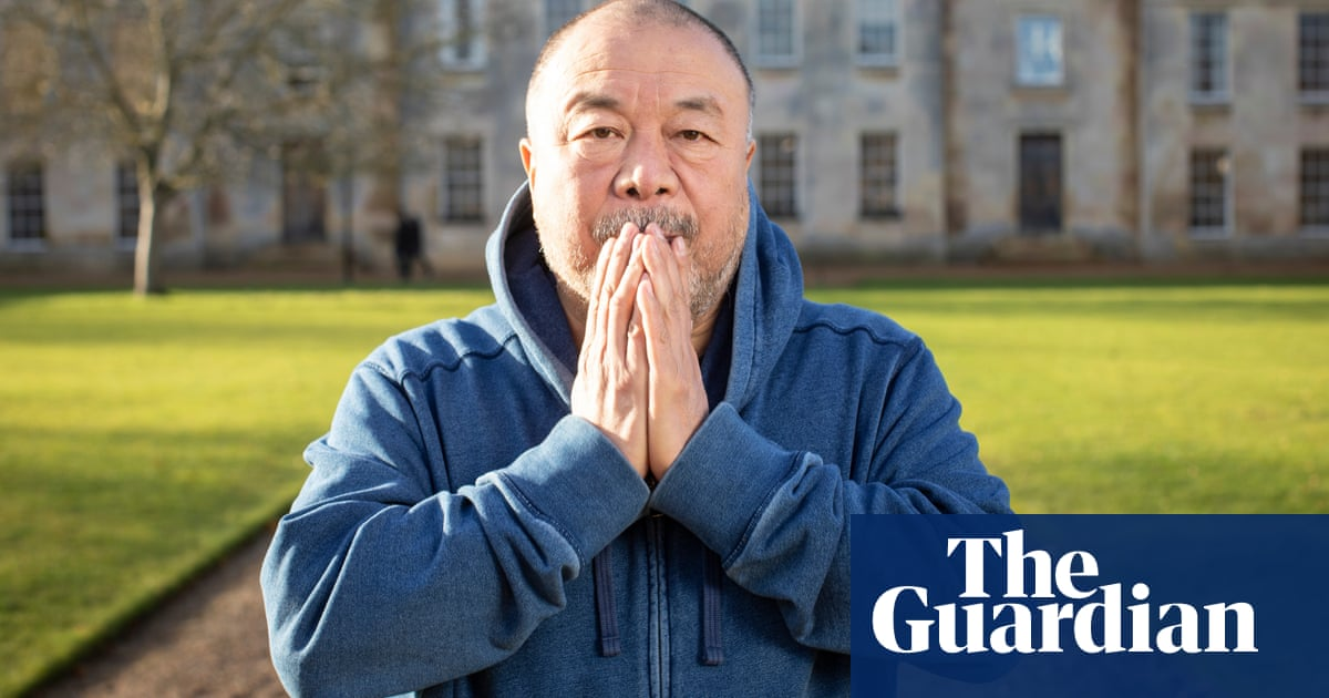 Ai Weiwei on his new life in the UK: 'People are at least polite. In Germany, they weren't'