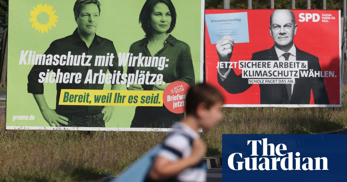 German Greens under fire over 19th-century folk song in election ad