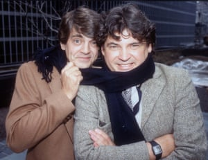 Phil and Don Everly in 1985