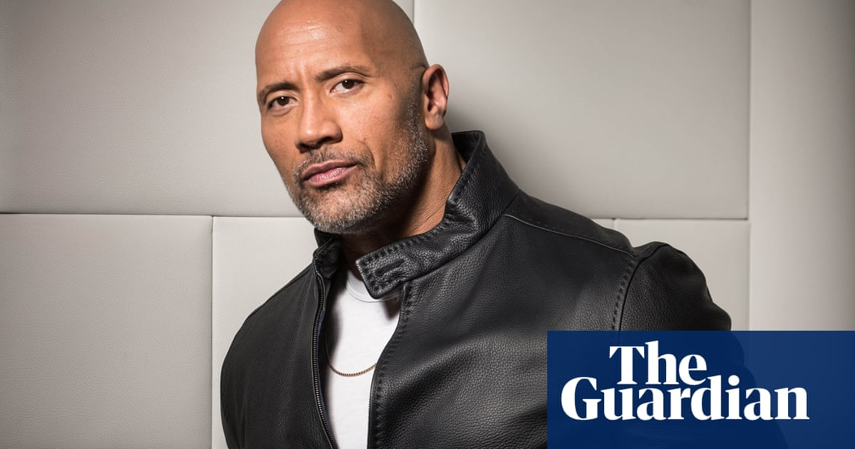 Dwayne Johnson Named Highest Earning Male Actor Of The Year