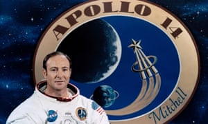 Edgar Mitchell spent a record 33 hours on the moon in 1971.
