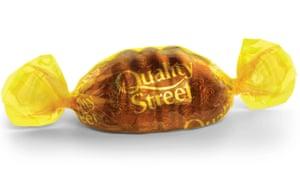 Quality Street's Honeycomb Crunch