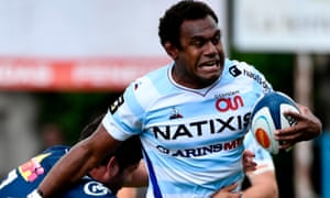 Leone Nakarawa has been offered the chance to rejoin Glasgow after being sacked by Racing 92.