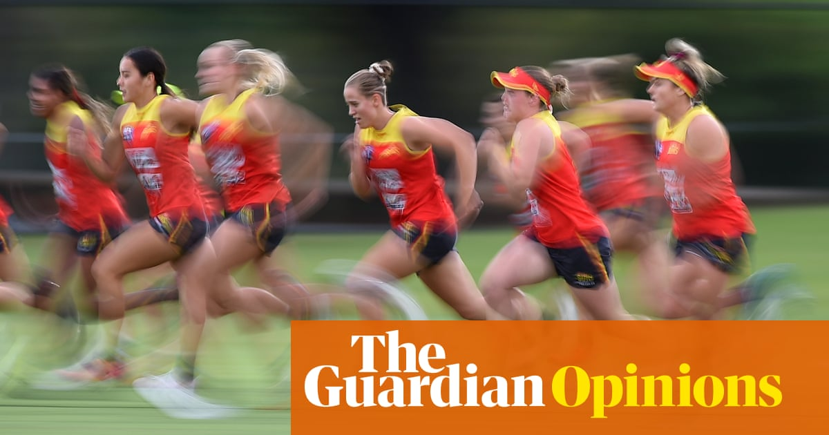 AFLW is a premium sporting product. Is it still undervalued in its fifth season? | Megan Maurice - the guardian