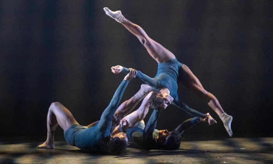 Carlos Acosta's Havana-based troupe Acosta Danza