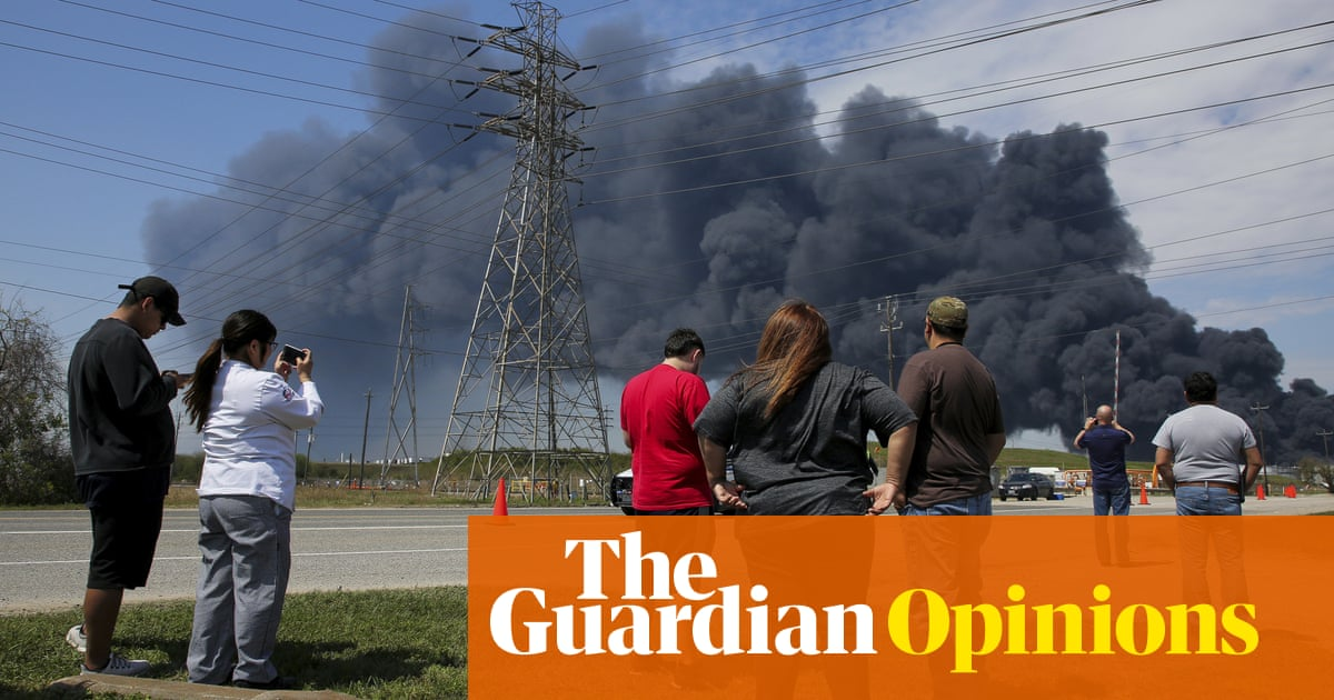 I lived the climate crisis every day of my childhood. This November, I'll vote on it