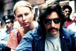 Al Pacino as Frank Serpico: one of the coolest names in history
