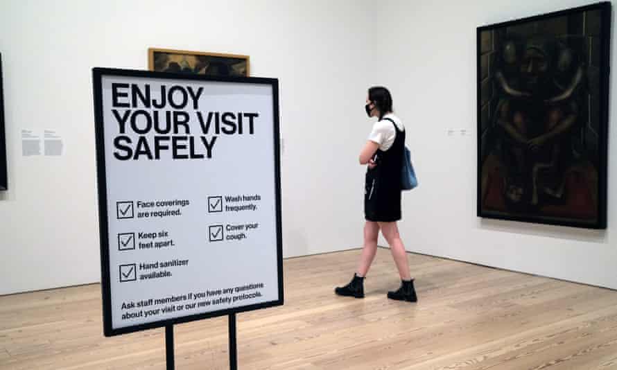 Whitney Museum Of American Art in New York City.