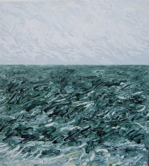 Storm Coming On, 2002, by Pat de Groot.