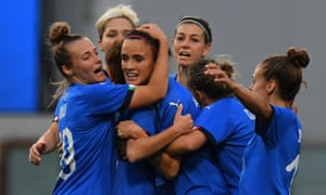Le Azzurre impressed in qualifying but will have to be at their best to reach the knockout stages from a tough-looking Group C.