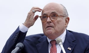 Rudy Giuliani: 'The president knows that everything I did, I did to help him.'