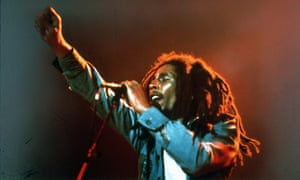 Bob Marley in c1970 – it would have been the singer's birthday on 6 February.