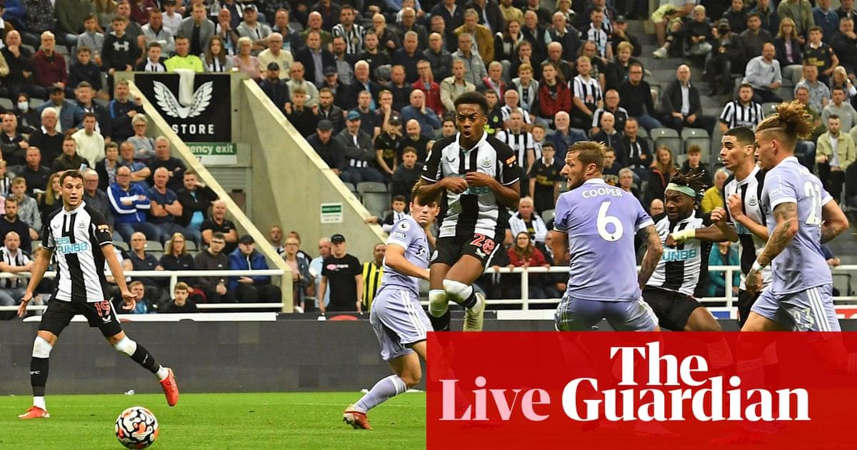 Newcastle United 1-1 Leeds United: Premier League – live reaction!