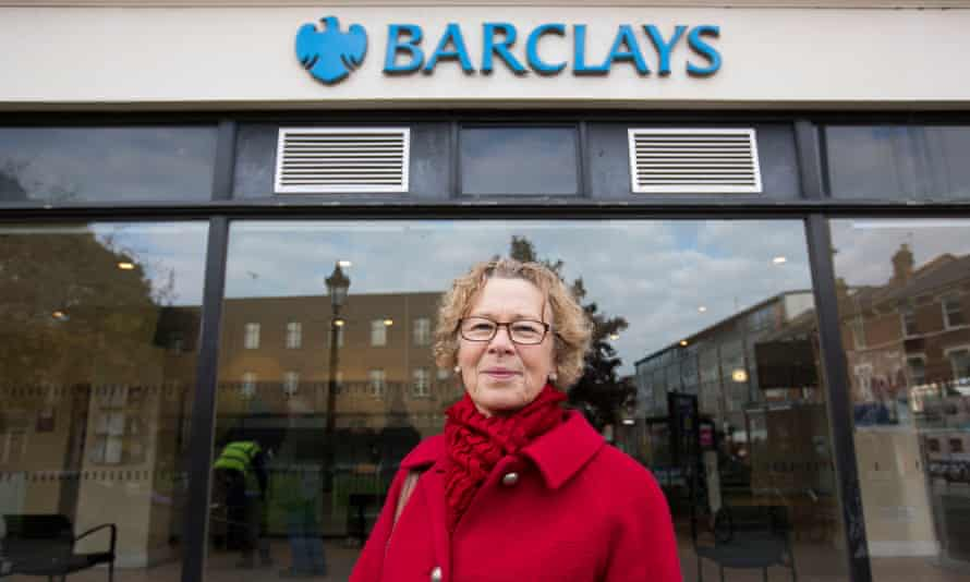 Fran Pitcher says she had £6k taken by fraudsters and Barclays won't pay up.