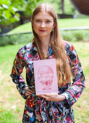 Eggshell Skull author Bri Lee has won the people's choice award at the Victorian premier's literary awards