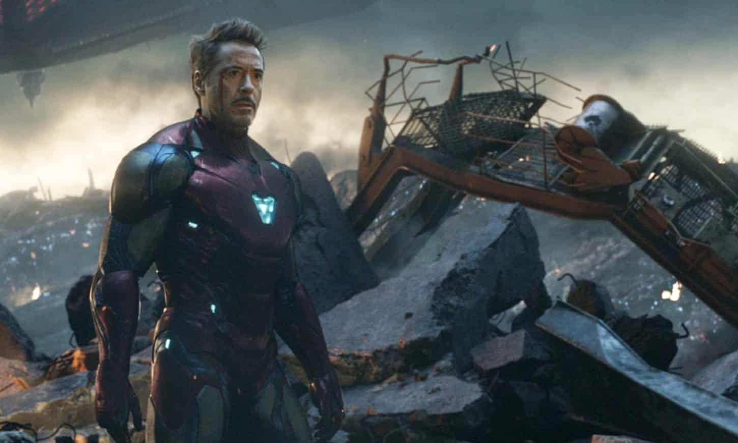 Bringing back Robert Downey Jr's Iron Man for the Black Widow movie is cheating