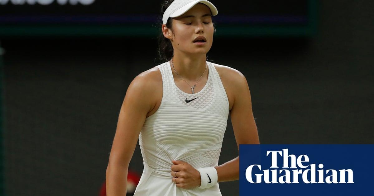 Wimbledon 2021: 18-year-old Emma Raducanu retires from fourth round match