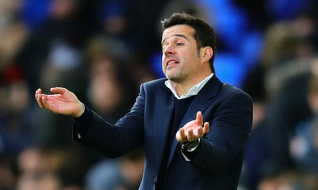 Marco Silva insists he is not a magician but can still bring success to Everton