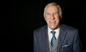 Genuinely mighty … Bruce Forsyth.