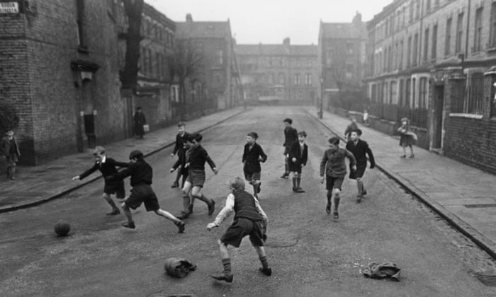 Image result for street football 1910