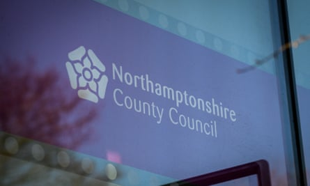 Northampton county council offices.