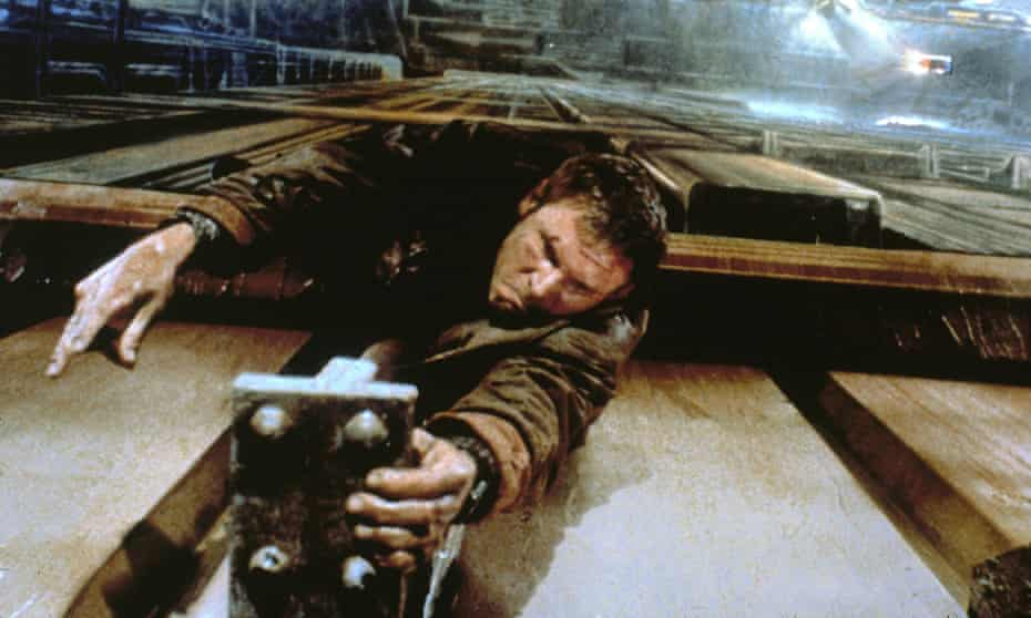 Maverick … the 1982 film Blade Runner, with Harrison Ford.