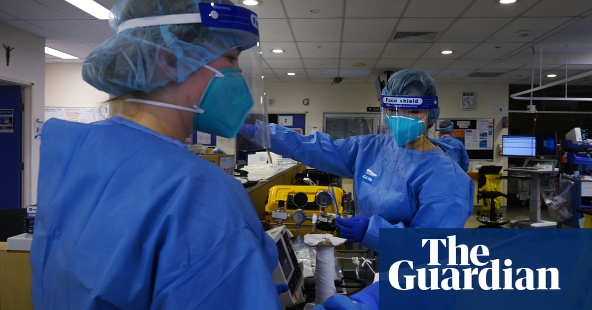 NSW frontline medical staff gagged as health system braces for Covid peak