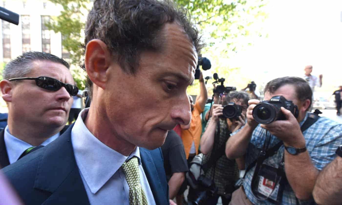 Sex addicts see a familiar story in Anthony Weiner's path to ruin