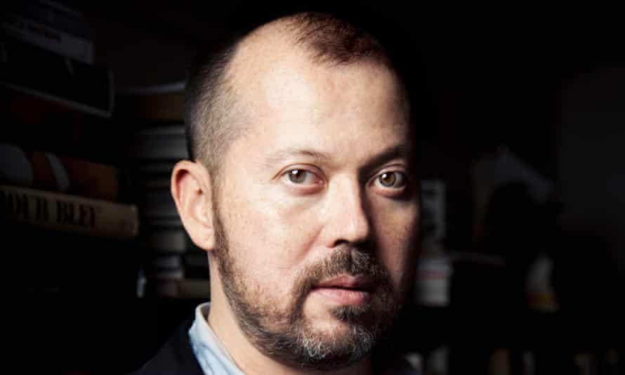 Alexander Chee: 'As an American writing about Europe you have an obligation to do more.'