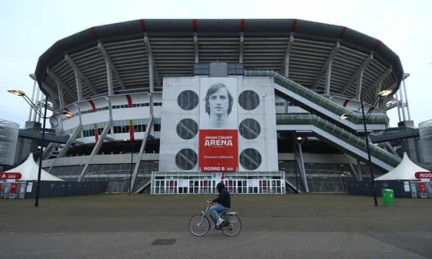 Johan Cruyff Arena.