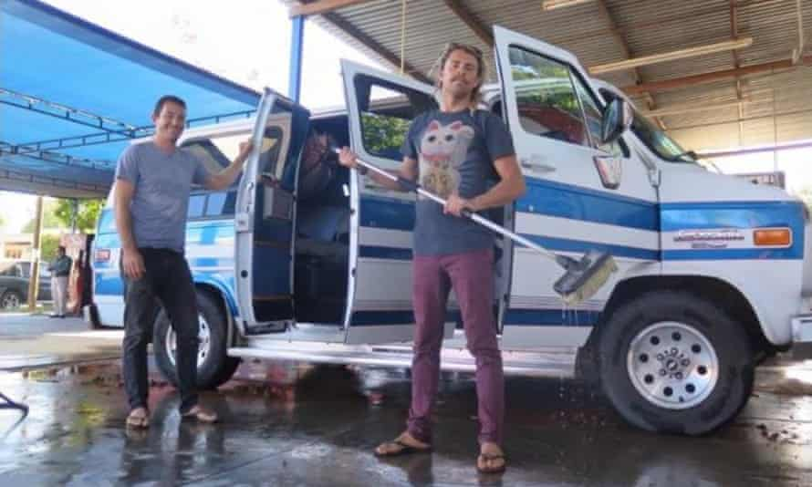 Dean Lucas and Adam Coleman, two Western Australian surfers missing in Mexico