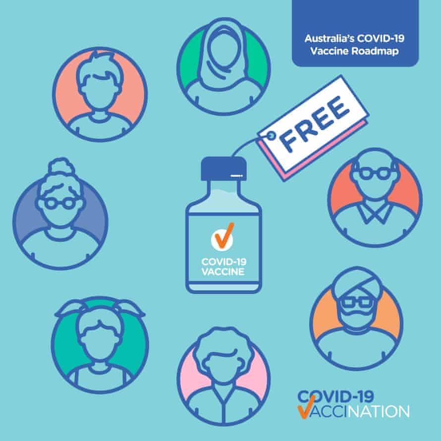 The government aims to build community confidence in the vaccine approval process in the first phase of a new $24m Covid-19 vaccine advertising campaign