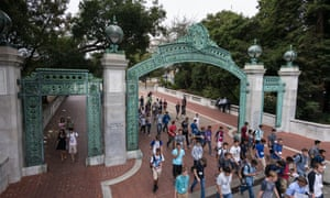 UC Berkeley sociology professor Michael Burawoy said: 'The university is concerned with its reputation. There is a temptation to try and push things under the carpet.'