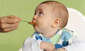 baby feeding weaning stage