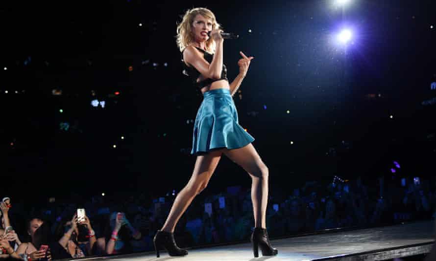 Taylor Swift: just aspirational enough.