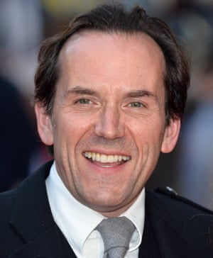 Actor and comedian Ben Miller