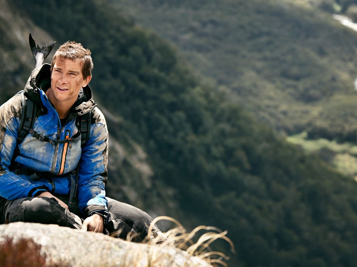 Bear Grylls encourages return to wild with back garden scout camp | Scouts  and scouting | The Guardian