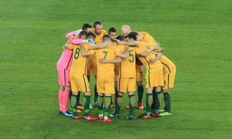 Socceroos and Matildas face nervy wait for Fifa decision on FFA crisis