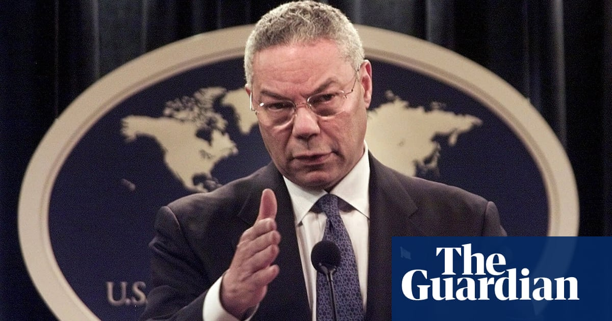 Colin Powell, former US secretary of state, dies at 84 of Covid complications