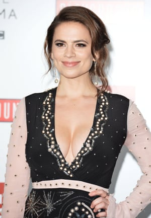 Hayley Atwell Driven And Dangerous New Queen Of Period