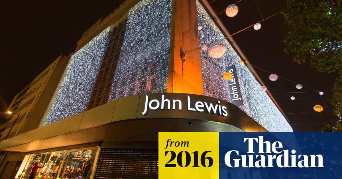 eeb15cb81da John Lewis posts record £200m sales week thanks to Black Friday ...
