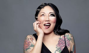 Margaret Cho by Albert Sanchez