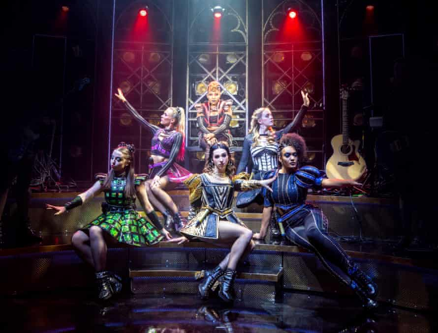 Six has been staged in Australia, the US and on cruise liners.