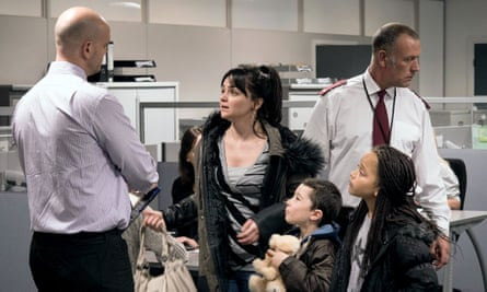 'Don't mention the Tories': Hayley Squires in I, Daniel Blake