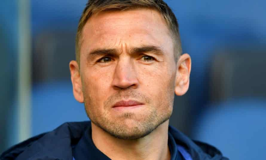 Kevin Sinfield says it's time to 'embark on a new challenge' after accepting rugby union offer.